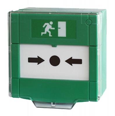 ST-ER115 Устройство разблокировки двери с восстанавливаемой вставкой для системы контроля и управления доступом