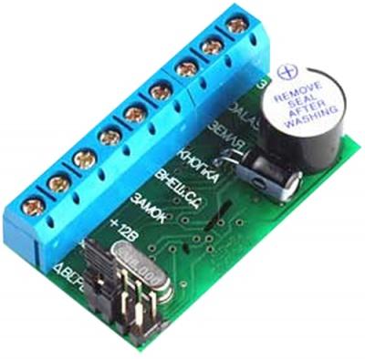 Z-5 R контроллер для системы контроля и управления доступом