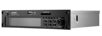 USB/SD модуль для усилителя AMC для систем озвучивания и оповещения