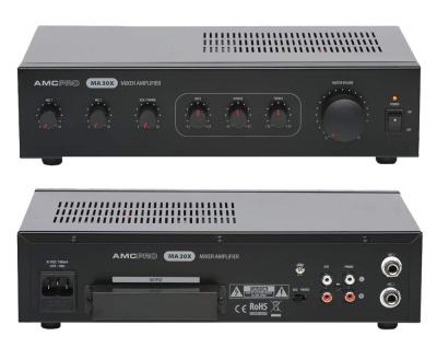 MA 30X усилитель для систем озвучивания и оповещения