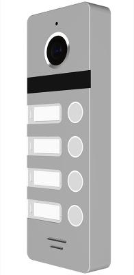 Solo StarVision 4 вызывная панель, угол обзора 110гр для системы контроля и управления доступом