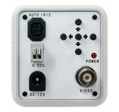 стандартная NVAHD-2DN5100MC-1 видеокамера AHD для систем видеонаблюдения