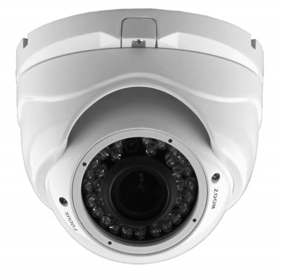 купольная SPIP-2D121IR-1Р видеокамера IP для систем видеонаблюдения 2.0 Мп