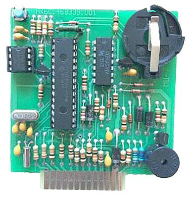 МЦ-7 модуль центральный для систем безопасности