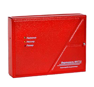 Вертикаль-МКТШ модуль контроля технологических шлейфов для систем пожарной сигнализации
