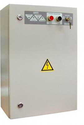 ШКП-18 IP54 шкаф контрольно-пусковой для систем безопасности