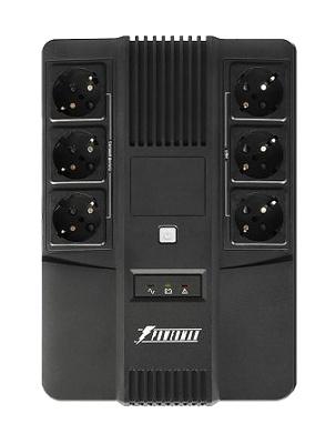 ИБП Powerman Brick 600, 600VA/360W для систем безопасности