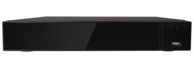 SPHDR-204-H1 видеорегистратор AHD для систем видеонаблюдения 4-канальный H.264 6 Тб