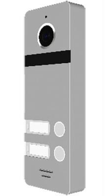 Solo StarVision 2 вызывная панель, угол обзора 110гр для системы контроля и управления доступом