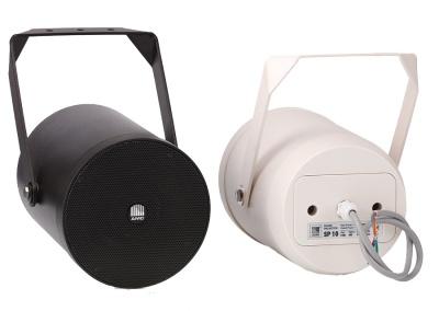 SP 10W звуковой прожектор всепогодный для систем озвучивания и оповещения
