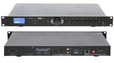 Live Radio Player проигрыватель AMC для систем озвучивания и оповещения