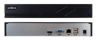 NVR-6204-H1 видеорегистратор IP для систем видеонаблюдения 4-канальный H.264/H.264+/H.265