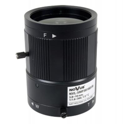 NVL-5MP3818D/IR объектив