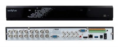 NHDR-4116AHD видеорегистратор AHD для систем видеонаблюдения 16-канальный H.264/H.265