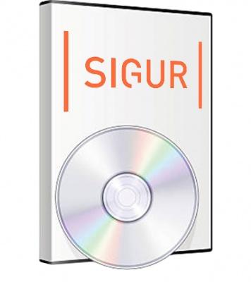 Передача неисключительных прав на исп. модуля ПО Sigur, нерасширяемое ограничение до 50 карт доступа для СКУД