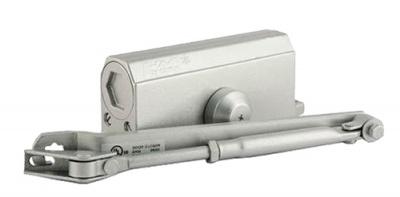 Доводчик №4S (серебро) для систем контроля и управления доступом