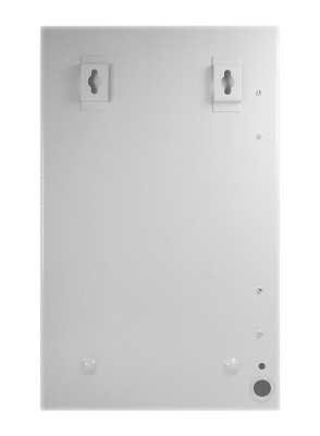 Бокс для аккум. 2х17А/ч 24В для систем безопасности