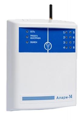 ППКО Аларм-14 для систем безопасности