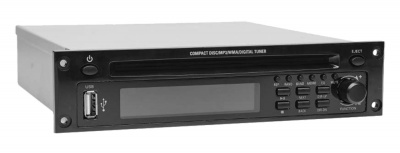 FM/AM/CD/USB модуль для усилителя AMC для систем озвучивания и оповещения