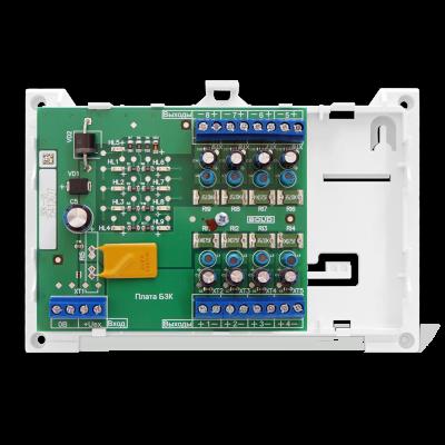 БЗК исп.01 блок защиты коммутационный для систем безопасности