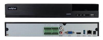 NVR-6408-H1/F видеорегистратор IP для систем видеонаблюдения 8-канальный H.264/H.264+/H.265