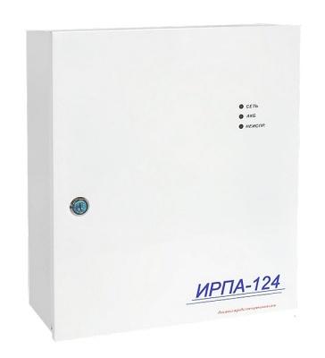 ИРПА 124/2-12  источник питания для систем безопасности