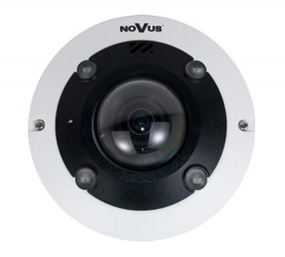 купольная NVIP-12DN7023V/IR-1P видеокамера IP для систем видеонаблюдения 12.0 Мп