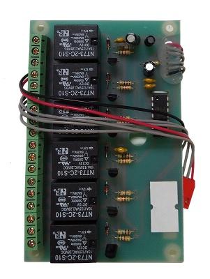 РМ-64-6 релейный модуль для систем безопасности