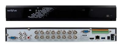 NHDR-4316AHD видеорегистратор AHD для систем видеонаблюдения 16-канальный H.264/H.265