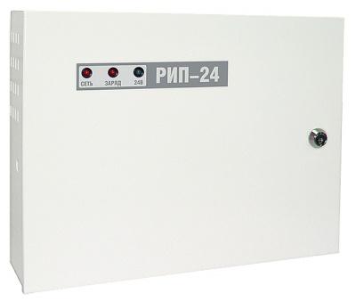 РИП-24 исп.01 (РИП-24-3/7М4) источник питания для систем безопасности