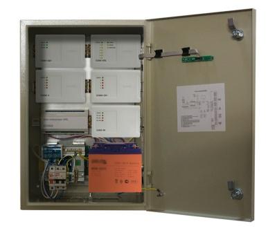 ШПС шкаф пожарной сигнализации для систем безопасности