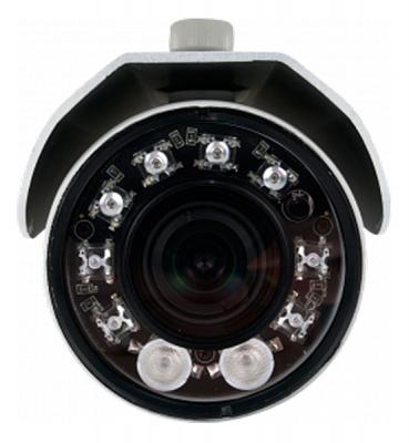 цилиндрическая NVIP-3DN5001H/IR-1P видеокамера IP для систем видеонаблюдения 3.0 Мп