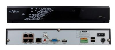 NVR-4204P4-H1 видеорегистратор IP для систем видеонаблюдения 4-канальный H.264/H.265