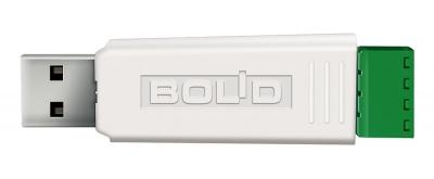 USB-RS232 преобразователь интерфейсов для систем безопасности