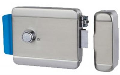 AT-EL101A Замок электромеханический накладной для систем контроля и управления доступом