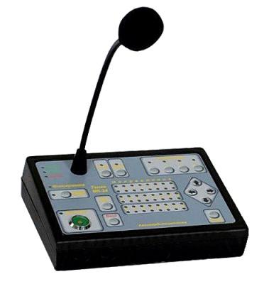 Танго-МК24 микрофонная консоль для систем оповещения