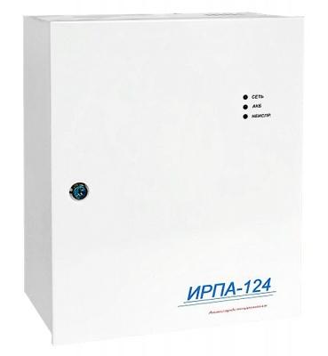 ИРПА 124.01/3-6 источник питания для систем безопасности