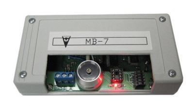 МВ-7 модуль ввода для систем безопасности