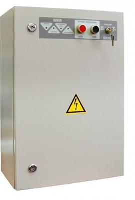 ШКП-75 IP54 шкаф контрольно-пусковой для систем безопасности