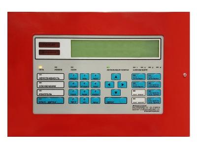 ВПУ-40 выносная панель управления для систем адресной пожарной сигнализации Бирюза