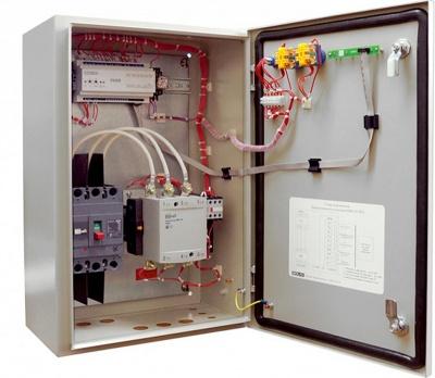ШКП-30 IP54 шкаф контрольно-пусковой для систем безопасности