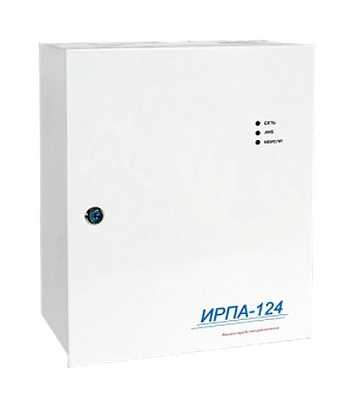 ИРПА 124/3-12 источник питания для систем безопасности