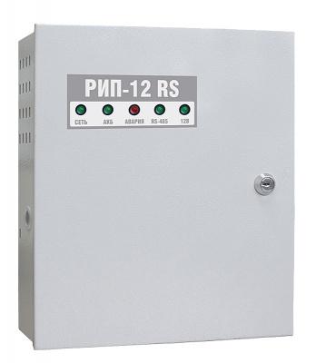 РИП-12 исп.50 (РИП-12/317М1-Р-RS) источник питания для систем безопасности