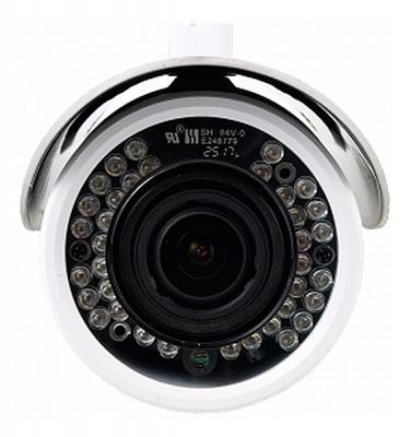 цилиндрическая NVIP-2H-6201 (NVIP-2DN3130H/IR-1P) видеокамера IP для систем видеонаблюдения 2.0 Мп