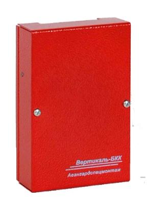 Вертикаль-БКК исп.24В блок контроля клапана для систем пожарной сигнализации