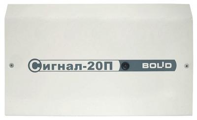Сигнал-20П исп.01 прибор для систем безопасности