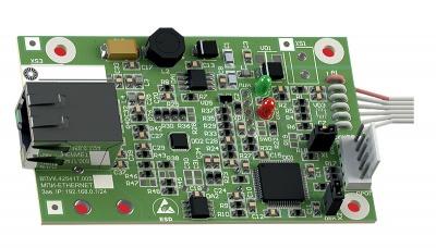 МПИ-Ethernet модуль передачи извещений для систем безопасности