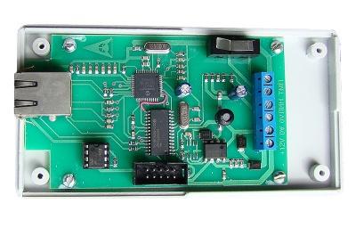 Аларм-ППК-Ethernet блок сопряжения для систем безопасности